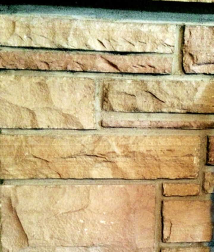 Ideas For Updating Ugly Stone Fireplace Hometalk