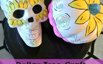 Dollar Tree Halloween Crafts