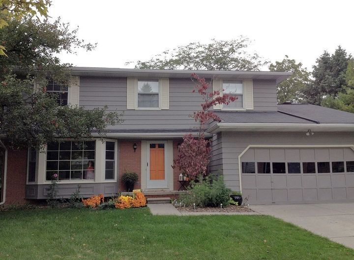 curb appeal exterior home painting, curb appeal, doors, paint colors, painting
