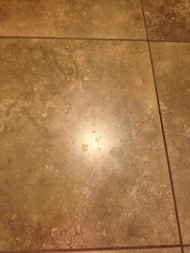 How Do I Clean Porcelain Tile Hometalk - What do you use to clean porcelain tile floors