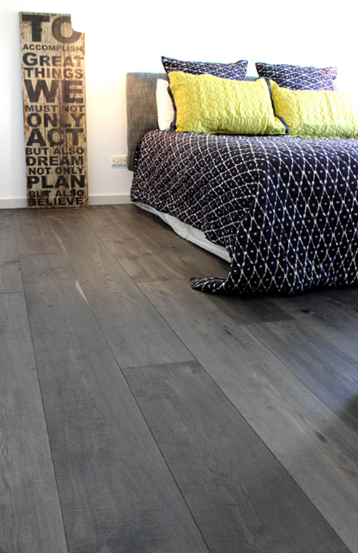 Hardwood Floors Timber French Grey Recycled Oak Flooring Home Decor