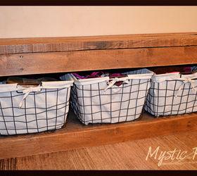 Shoe Storage Bench, Diy, Pallet, Repurposing Upcycling, Storage Ideas