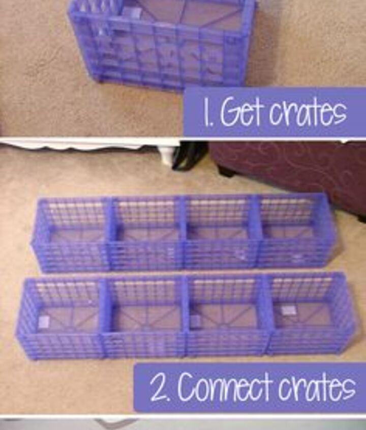 3 step storage solution, bedroom ideas, shelving ideas, storage ideas