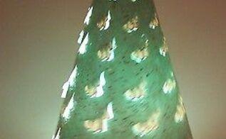 q how to recreate vintage christmas tree light decoration, christmas decorations, seasonal holiday decor, vintage Christmas Tree light from the 50 s