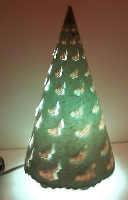 vintage christmas tree light from the 50s