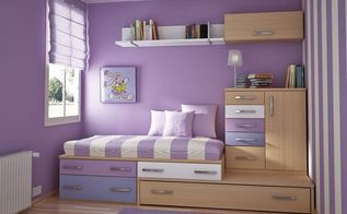 22 decent small bedroom ideas that will make your room look spacious, bedroom ideas, home decor, living room ideas, organizing, storage ideas