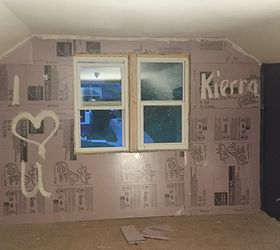 Horse Themed Girls Bedroom Makeover Inspiration, Bedroom Ideas, Home Decor,  Wall Decor,