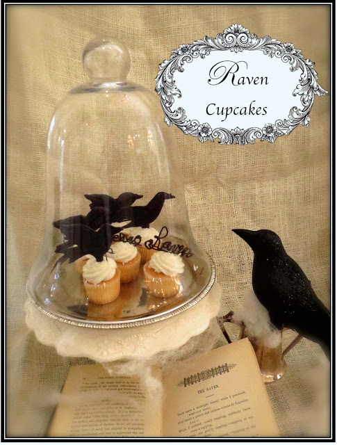 how to raven halloween ornament decor, halloween decorations, seasonal holiday decor