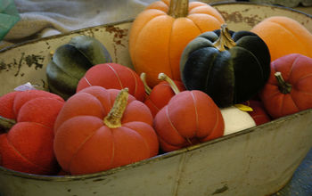 Easy Fall Decoration From Maine Country Home