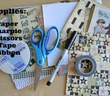 how to make your own envelopes, crafts