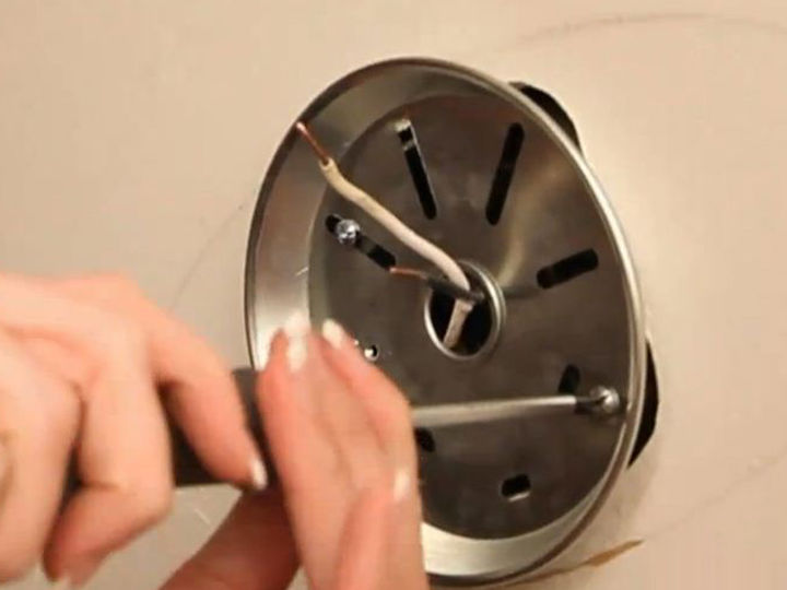 how to install a vanity light tips, bathroom ideas, how to