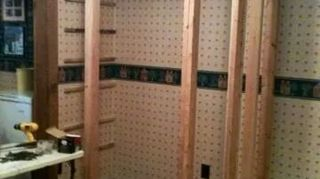 q how to build pantry cabinets, diy, how to, kitchen cabinets, kitchen design, woodworking projects