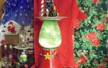 Christmas Solar Light Stands
