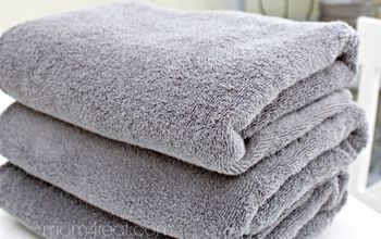 How To Get Rid Of Mildew Smell On Towels and Clothes
