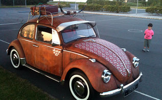 modern masters paint beetle car repaint, paint colors, repurposing upcycling