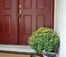 how to paint a front door for beginners, doors, how to, paint colors, painting