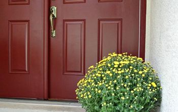 How To Paint A Front Door Tutorial For Beginners