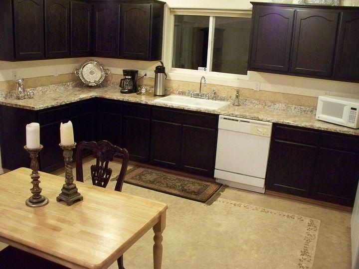 a kitchen transformation you can do, kitchen design