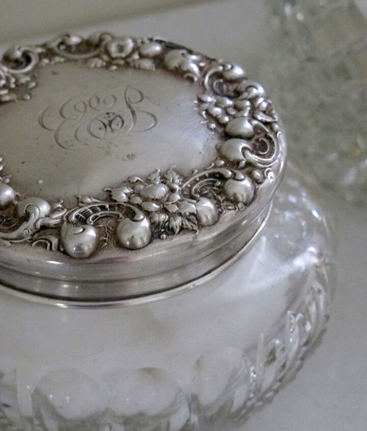 how to shine the silver for the holidays, cleaning tips