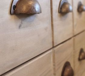 Ikea Rast Dresser Hack Turned Into Faux Apothecary Cabinet Nightstand,  Bedroom Ideas, Painted Furniture