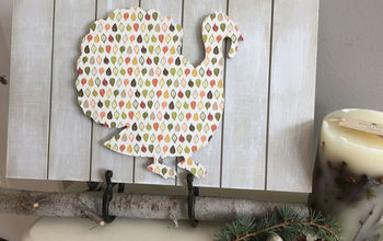 Thanksgiving Interchangeable Wood Sign