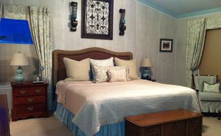 how to add personal touches to a master bedroom, bedroom ideas, painting
