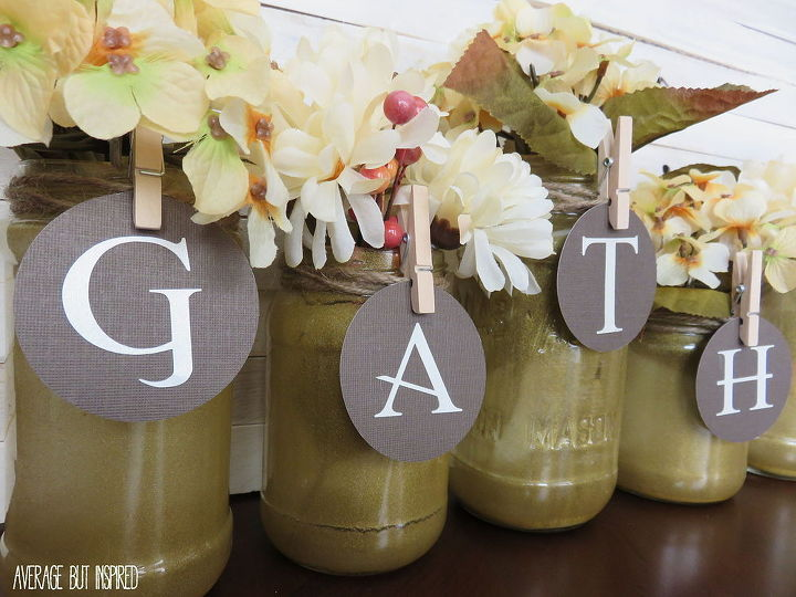 a brilliant idea for your leftover salsa jars, crafts, home decor, repurposing upcycling, seasonal holiday decor