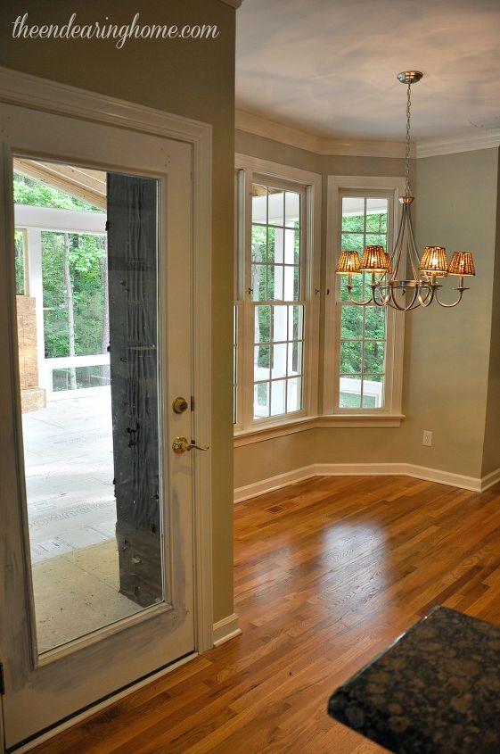 from door to built in cabinet transformation, doors, kitchen cabinets, kitchen design