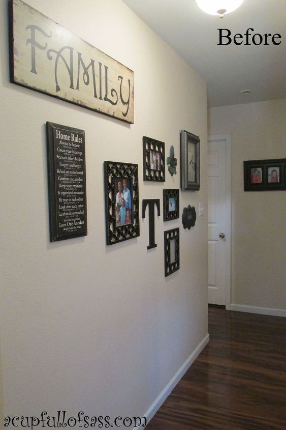 how to paint wall stripes on gallery wall, diy, how to, paint colors, painting, wall decor