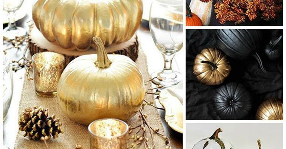 Pumpkin Decor Ideas Hometalk