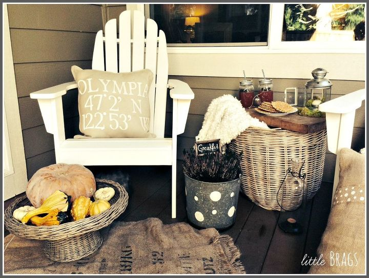 thanksgiving home decor tour inspiration, home decor