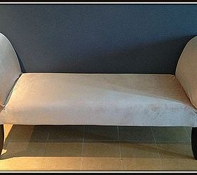 reupholstering a chaise longue ideas diy painted furniture repurposing upcycling rustic furniture ... : how to reupholster a chaise - Sectionals, Sofas & Couches