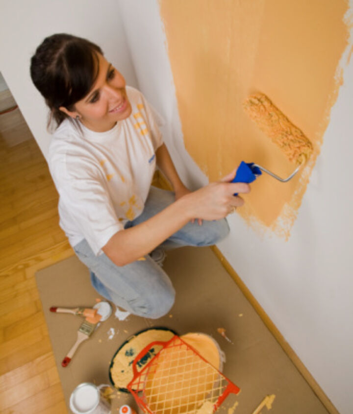 interior painting tips and tricks, diy, painting