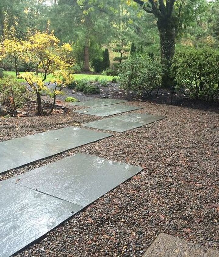 west linn oregon japanese inspired garden ideas, gardening, landscape, outdoor living, patio, ponds water features