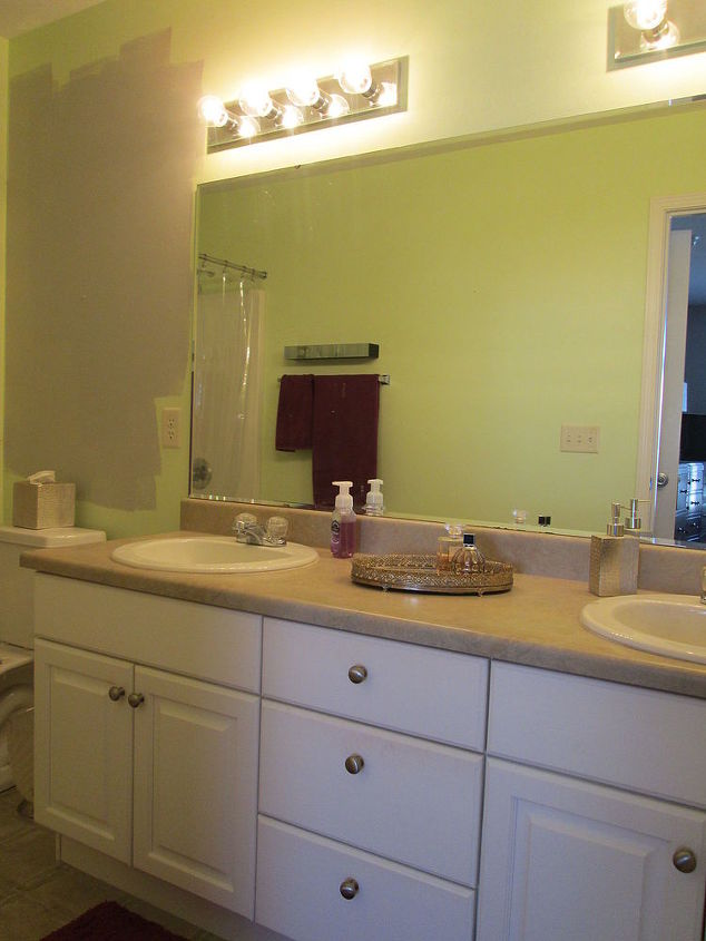 Spa Inspired Bathroom Makeover | Hometalk