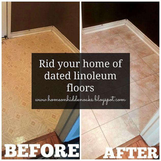 How To Get Rid Of Linoleum Floors