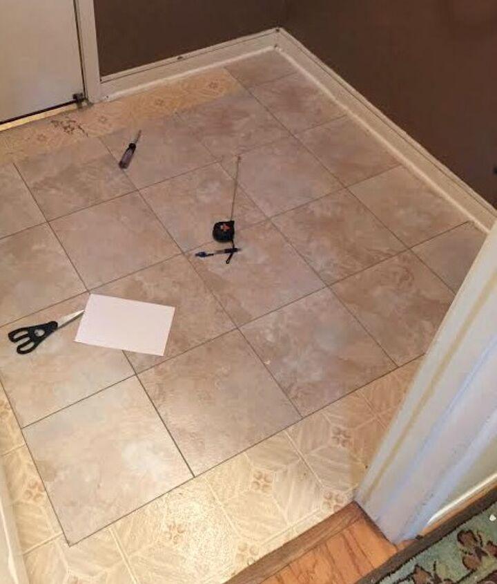how to get rid of linoleum floors, diy, flooring