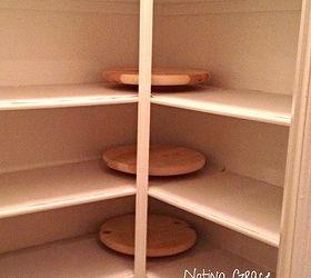 Beau How To Make Lazy Susans For Less, Closet, Storage Ideas
