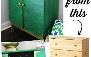 HomeRight Dresser Challenge
