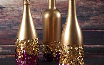 Sequin Glitter Bottles
