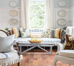 New Family Room Pillows, Home Decor, Living Room Ideas, Reupholster