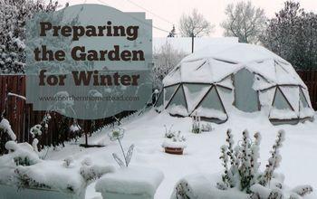 Prepare the Garden for Winter