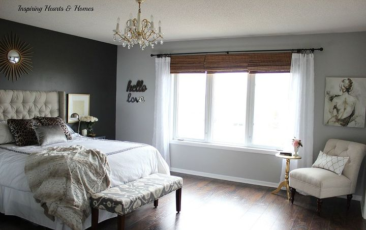 updating a master bedroom, bedroom ideas, diy, reupholster