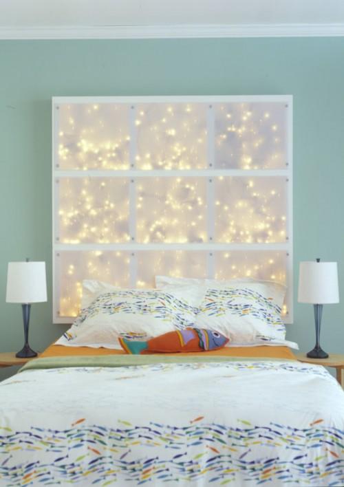 Decor ideas with string lights home decor lighting