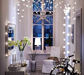 Superbe Decor Ideas With String Lights, Home Decor, Lighting