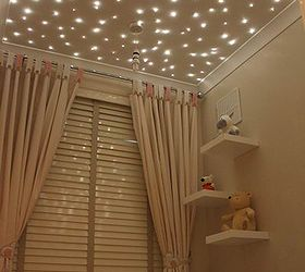 Decor Ideas With String Lights, Home Decor, Lighting