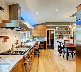 Brookfield Midcentury Modern Interior Remodel, Home Improvement