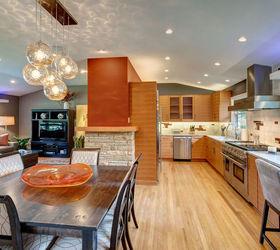 Brookfield Midcentury Modern Interior Remodel, Home Improvement