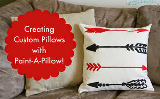 cutting edge stencils decorative throw pillows, crafts