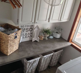 Industrial Laundry Room Part - 18: How To Decorate Industrial Glam Laundry Room, Home Decor, Laundry Rooms